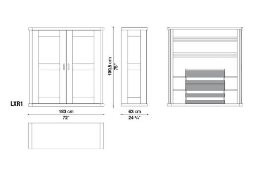 B&BM00120005449-Maxalto-CONVIVIUM-Dimensions