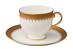 TEA SET 15PCS, GOLDEN COIN