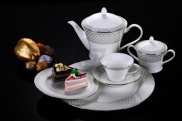 TEA SET 15PCS, COLERIDGE
