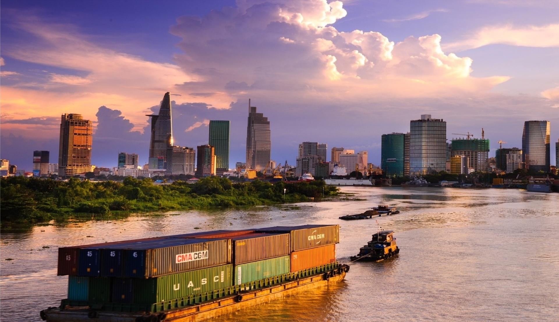 HCMC skyline2