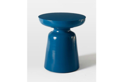 Erin Blue Side Table
