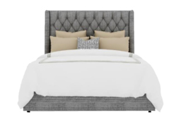 Raffine Twin Bed 03A