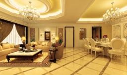 Biệt thự phong cách châu Âu hiện đại chọn nội thất như thế nào?