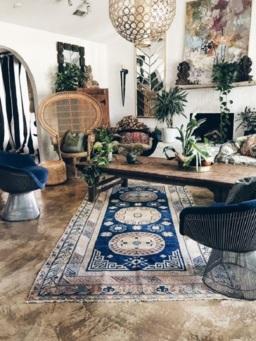 Các kiểu thiết kế nội thất cho phòng khách