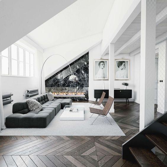 Biết cách phối màu sẽ giúp cho không gian của bạn trở nên hiện đại hơn