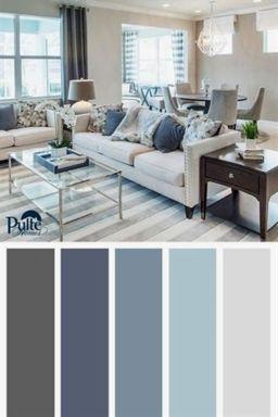 Cách phối màu trong thiết kế nội thất hiện đại