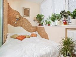 Có nên trang trí cây xanh trong phòng ngủ?