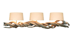 Venosa Chandelier 3 Lights