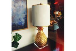 Raffine Pineapple Lamp