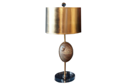 Pink Abalone Accent Lamp