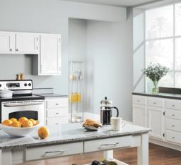 Năm màu sắc tươi mới cho phòng bếp