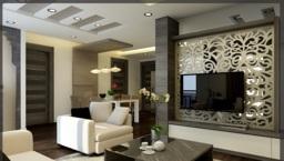 Hướng dẫn cách chọn màu sắc nội thất biệt thự hiện đại