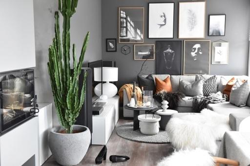 Sản phẩm nội thất căn hộ hiện đại của anh Trí do Felice Home cung cấp