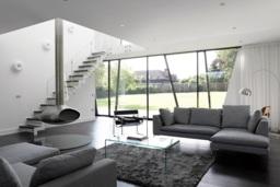 Nguyên tắc thiết kế nội thất biệt thự hiện đại