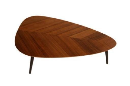 Bàn Venosa Cafe 01 lấy ý tưởng từ chiếc lá độc đáo, phù hợp với nhiều không gian nội thất khác nhau