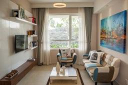 Nội thất căn hộ Phú Mỹ Hưng đơn giản nhưng đẹp đầy phong cách