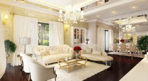 Nội thất villa quận 2 là kiểu mẫu dành nội thất dành cho Villa