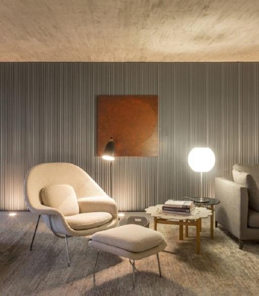 Nội thất villa phong cách hiện đại chú trọng tính đơn giản