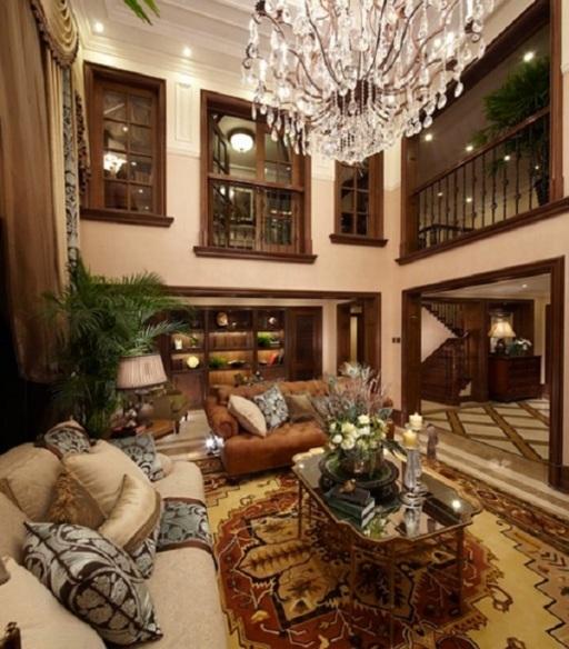 Nội thất villa quận 2 theo phong cách cổ điển