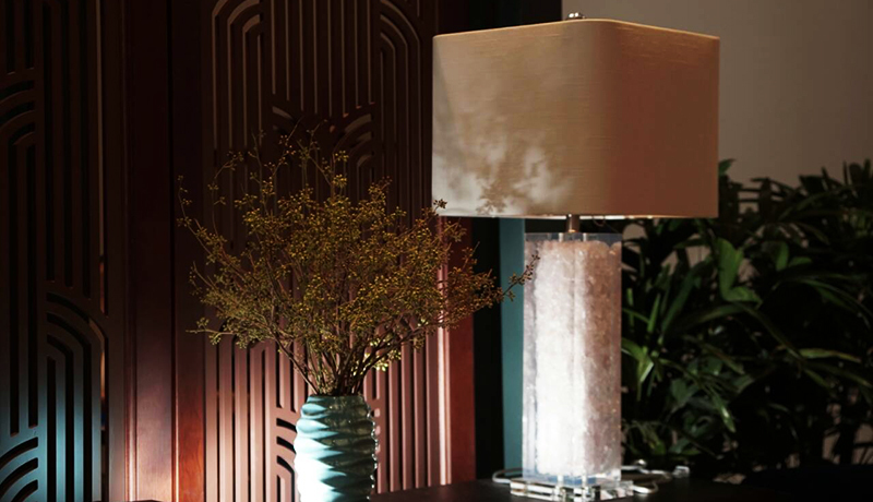 Raffine Lamp Collection