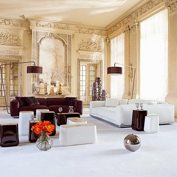 Không gian nội thất luôn sang trọng và hiện đại