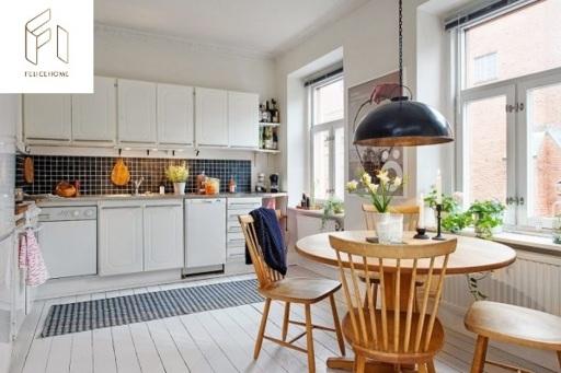 Thiết kế nội thất giá rẻ quận 2 với Felice Home