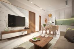 Tìm hiểu phong cách thiết kế nội thất cao cấp hiện đại