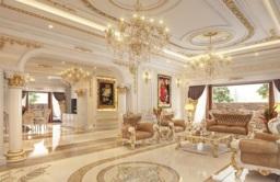5 lưu ý khi muốn thiết kế nội thất tân cổ điển