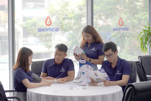 BIOMEQ: Our 12-year with health