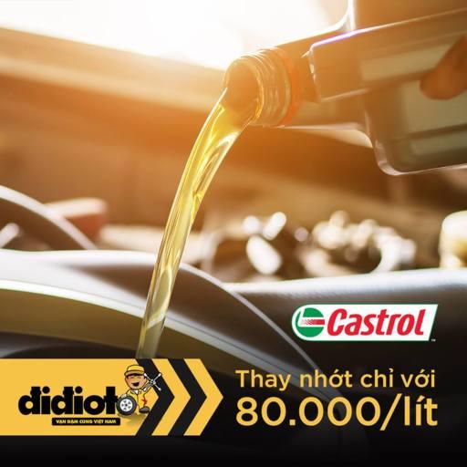 Thay dầu nhớt xe ô tô bao nhiêu tiền ở TP.HCM?