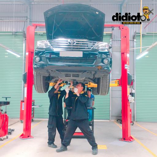 Địa chỉ gara sửa chữa ô tô chất lượng nhất tại TPHCM