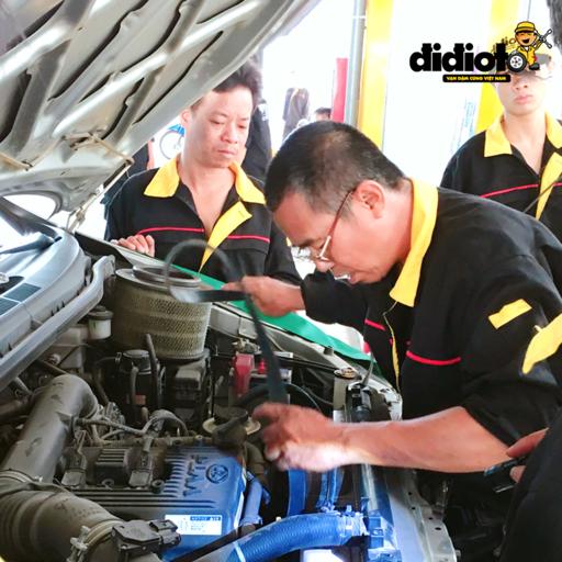 Dịch vụ vệ sinh giàn máy lạnh xe ô tô uy tín giá tốt nhất Đà Nẵng hiện nay
