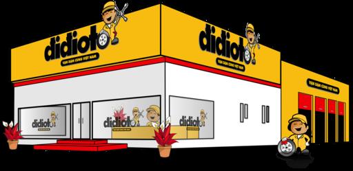 Didioto Hồ Chí Minh - Dịch vụ sửa chữa, bảo dưỡng xe hàng đầu Việt Nam
