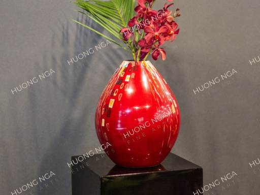 Vase H-26 cm (10.24 inches)