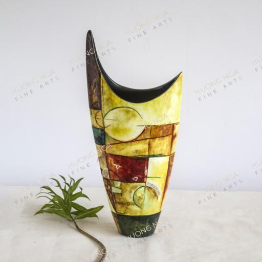 Vase H-50 cm (19.69 inches)