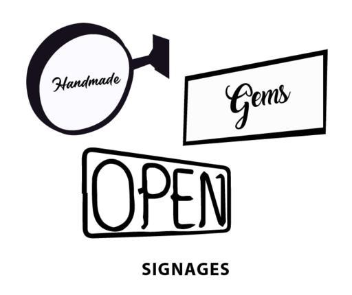 3. Signage outline-01