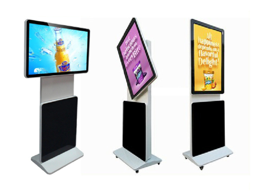 Rotating Screen Floor Stand
