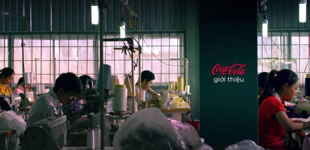 Coke: Qùa Tết ý nghĩa