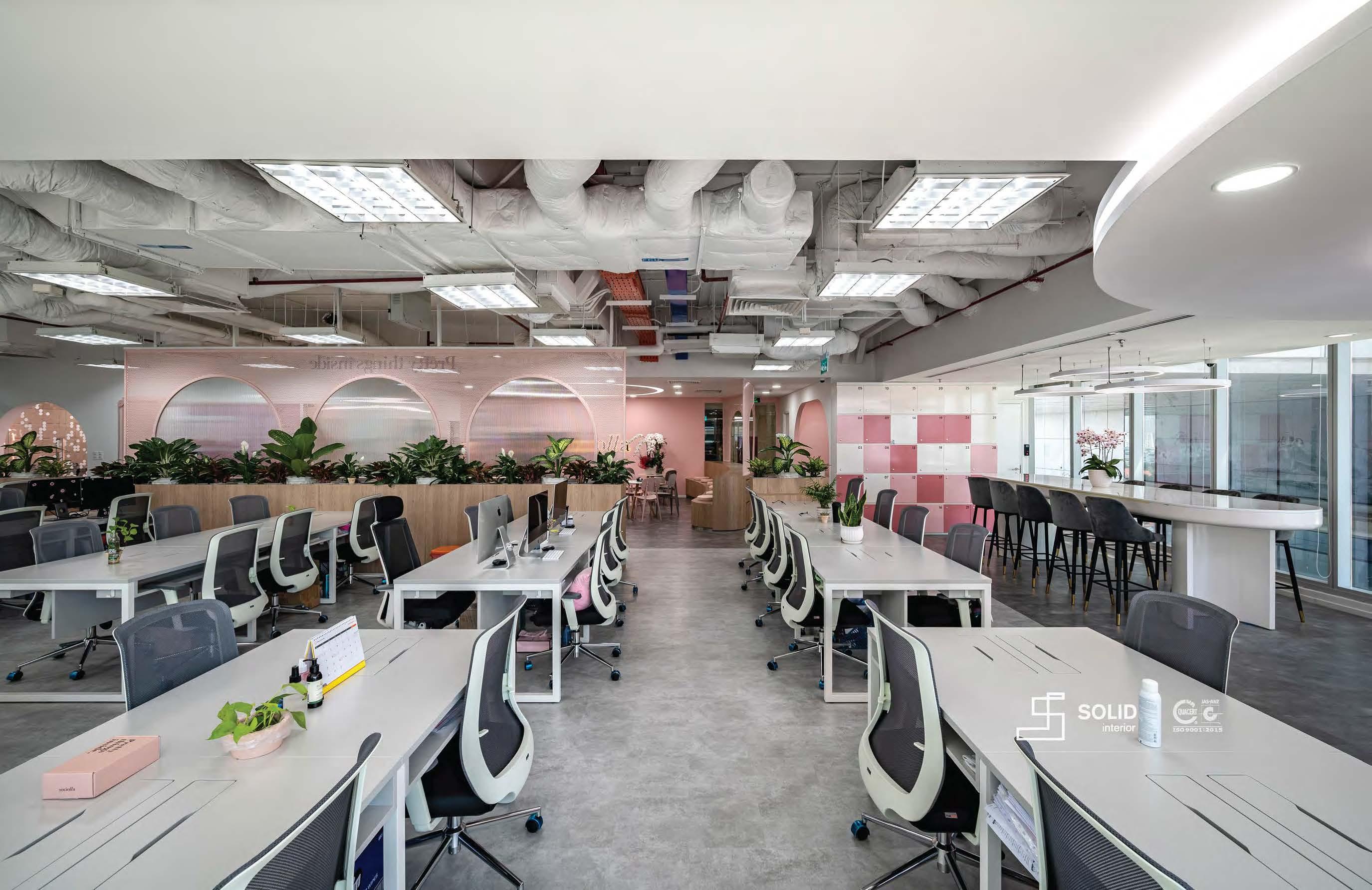 Sociolla Project Solid Interior